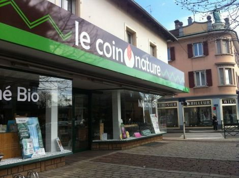 Le coin nature