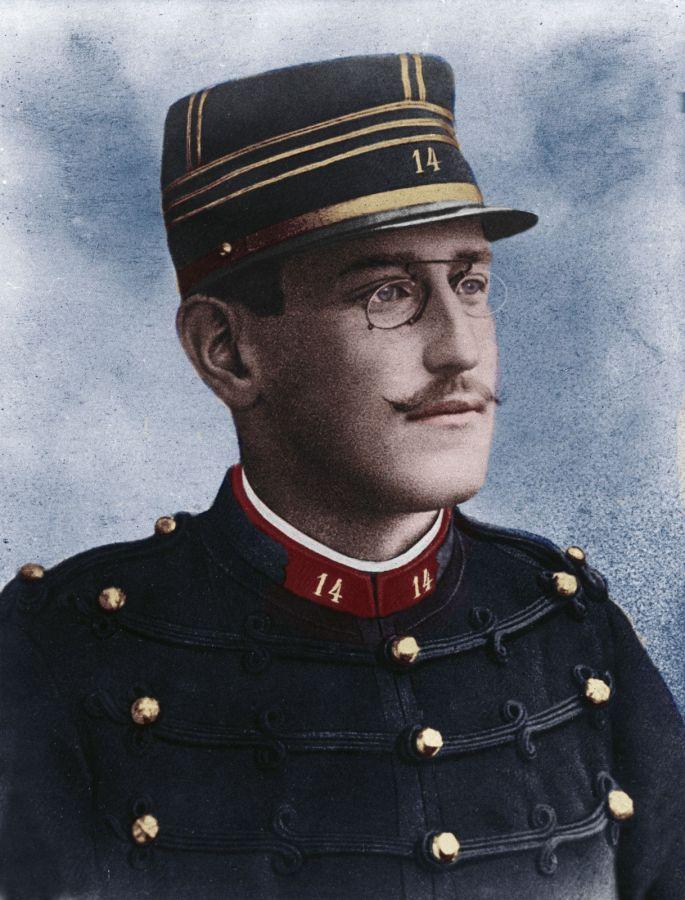 Le capitaine Dreyfus