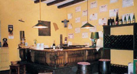 Le comptoir de la cave Maxime Brand de Ergersheim