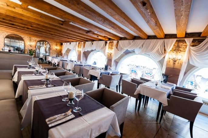 Restaurant le Dôme à Strasbourg