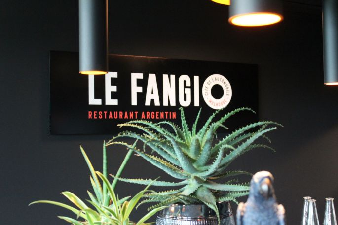 Le Fangio à la Cité de l\'Auto