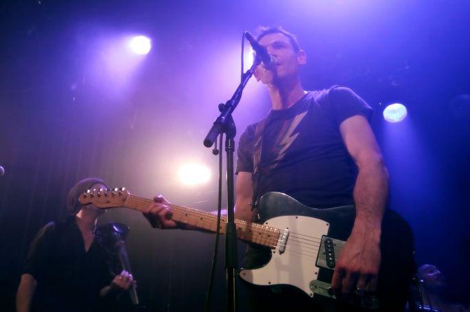 Concert au Ferrailleur