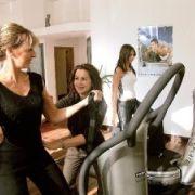 Le fitness des paresseux  : plateforme vibrante, Vacu step, Cellu M6