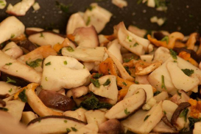 Le fois gras cuisin fa on le ried aux c pes - Canneles bordelais recette originale ...
