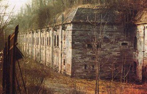 Le Fort Frère reste un important vestige de l\'après 1870.