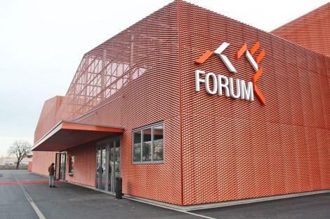 Le Forum accueillera de nombreuses activités : sportives, culturelles, associatives..