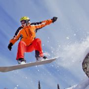 Match : Le freerider super entraîné vs Le skieur du dimanche