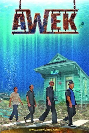 Le groupe Awek, une référence française du blues
