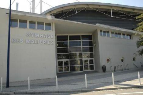 Le Gymnase des Malteries à Schiltigheim