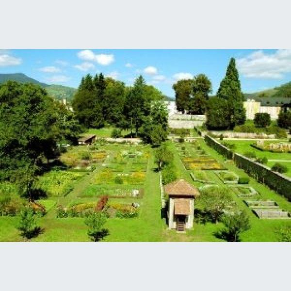 Des Jardins Visiter Dans Le Haut Rhin Mulhouse Colmar