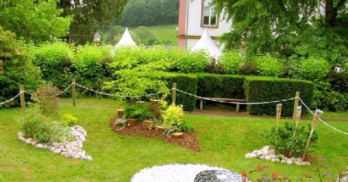 L 39 harmonie feng shui dans le jardin - Deco jardin mersch strasbourg ...