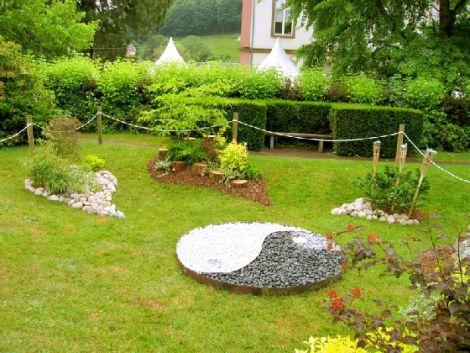 L\'harmonie Feng Shui dans le jardin