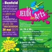 Le Jeudi des Arts à Benfeld