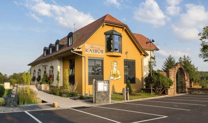 Le Kasbür, restaurant une étoile au guide Michelin