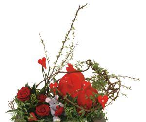 Le language des fleurs...