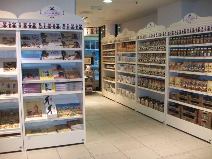 Le Marché de l\'Oncle Hansi : des produits typiquement alsaciens !