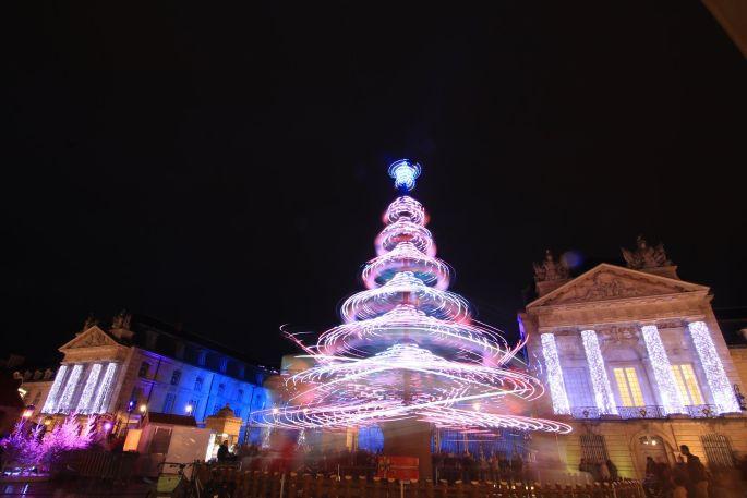 Le Marché de Noël  à Dijon, animations et illuminations