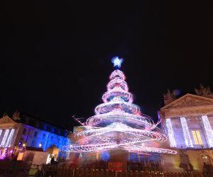 Le Marché de Noël 2021 à Dijon, animations et illuminations
