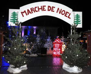 Le Marché de Noël d\'Illzach