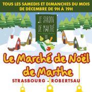 Le Marché de Noël de Marthe