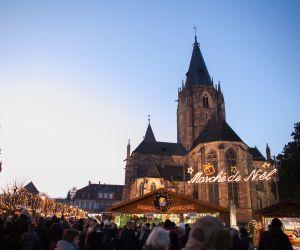 Marché de Noël 2021 à Wissembourg et animations