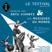 Le marché des arts vivants et des musiques du monde