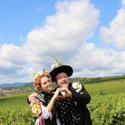 Le mariage de l\'ami Fritz 2021 à Marlenheim