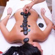 Massage  à Mulhouse : le massage aux pierres chaudes