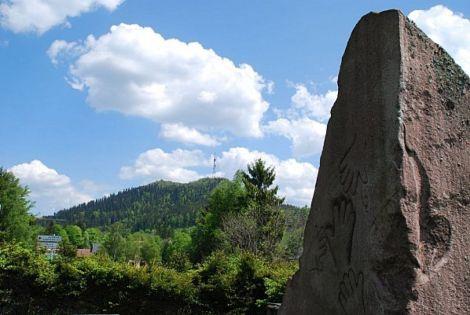 Le massif du Donon