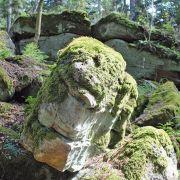 Les rochers magiques du Taennchel
