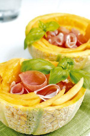 Le melon:  l\'incontournable de l\'été!