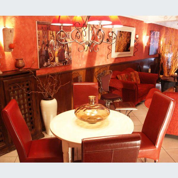 Le mézé restaurant libanais thann spécialitées libanaise