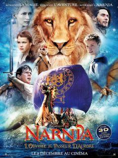 Le Monde de Narnia : L\'Odyssée du Passeur d\'aurore