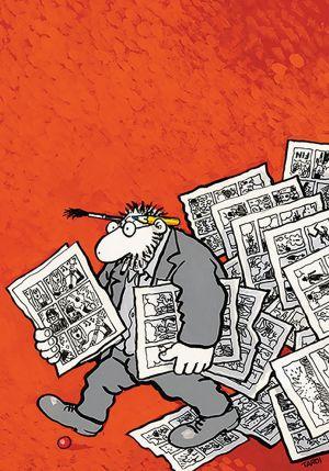 200 originaux de Jacques Tardi sont à admirer au Cartoonmuseum de Bâle