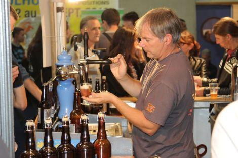 Le Mondial de la Bière est de retour au  Parc Expo de Mulhouse du 11 au 14 septembre 2014