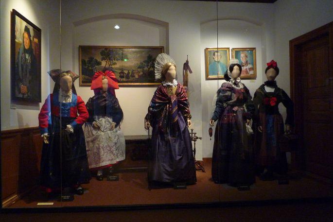 Le musée alsacien, les trésors de la culture locale