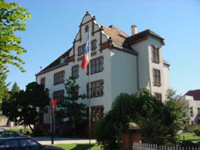 Le musée archéologique de Niederbronn est logé dans une superbe bâtisse