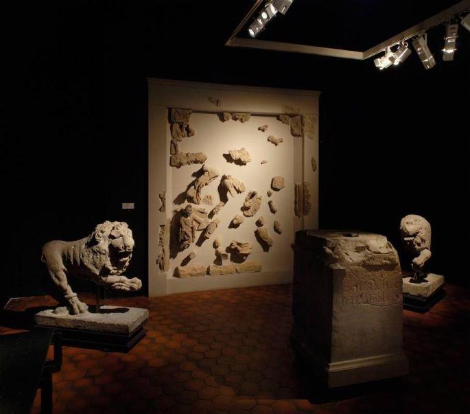 Le musée d'Archéologie