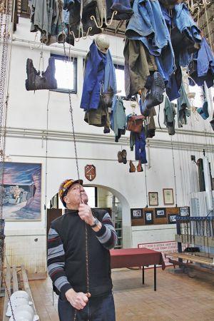 Le Musée de la mine à Wittelsheim conserve la seule salle des\