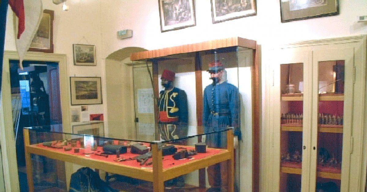 Mus e de la bataille du 6 ao t 1870 woerth mus e for Deco 6 brumath