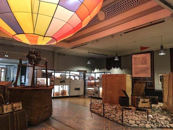 Le Musée du Bagage à Haguenau
