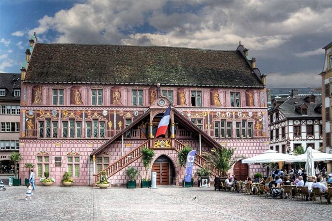 Le musée Historique de Mulhouse