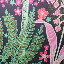 Le papier peint au fil des saisons