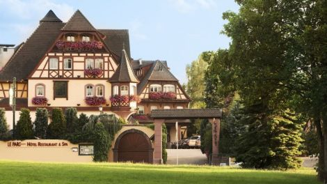 Le Parc à Obernai