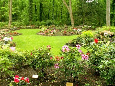 Le parc botanique du zoo de mulhouse au gr des saisons for Le jardin zoologique