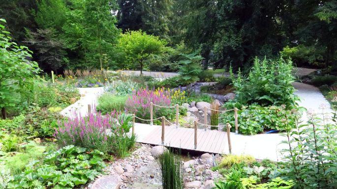 Le parc botanique de Mulhouse