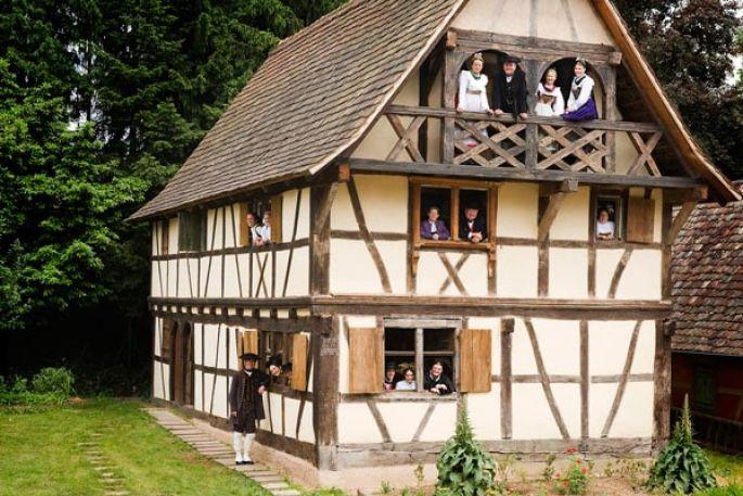Le Parc de la Maison Alsacienne