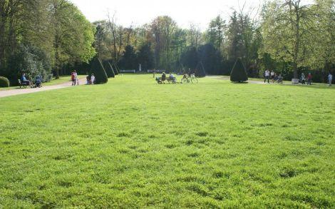 Le Parc Wallach à Mulhouse