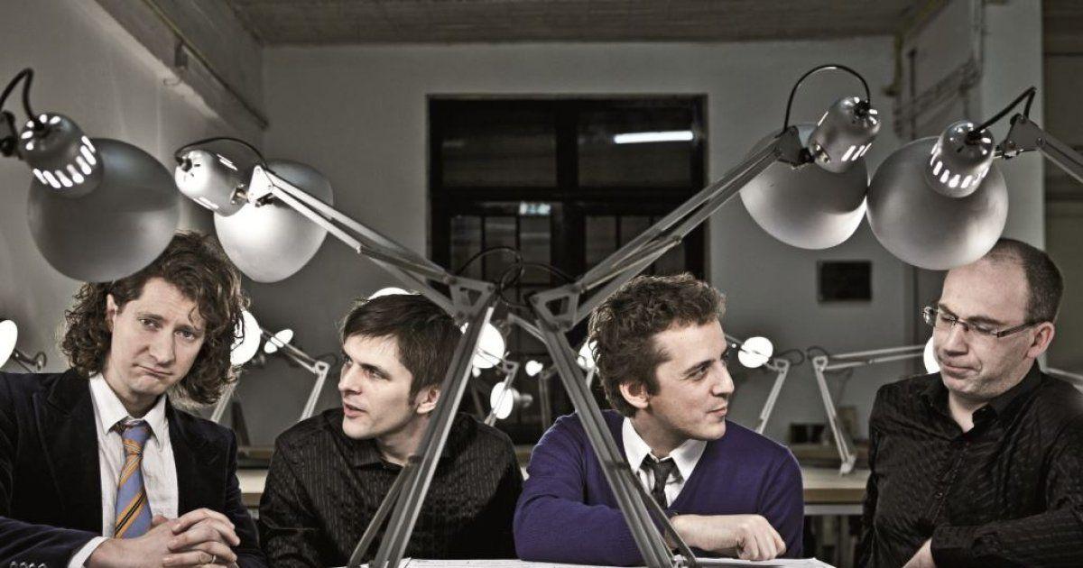 Pascal Schumacher Quartet - Bang My Can