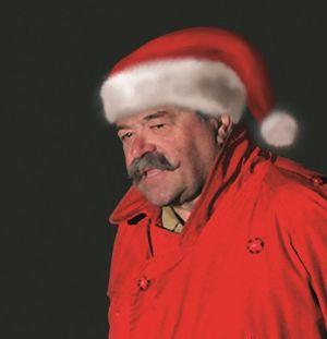 Le Père Noël est une ordure en alsacien